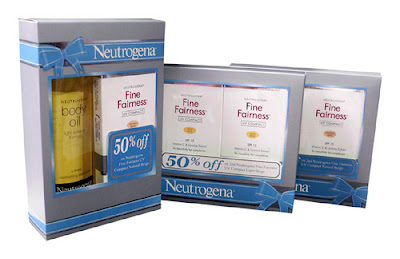 50% off on Neutrogena Fine Fairness UV Compacts