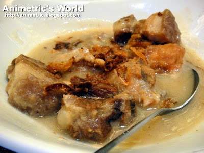 Ibayo White Adobo at Ibayo by Barrio Fiesta