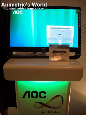 AOC iF23 monitor