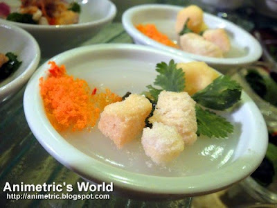 Banh Beo at Spiral buffet, Sofitel