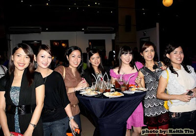 Bloggers at Ice Watch Philippines launch