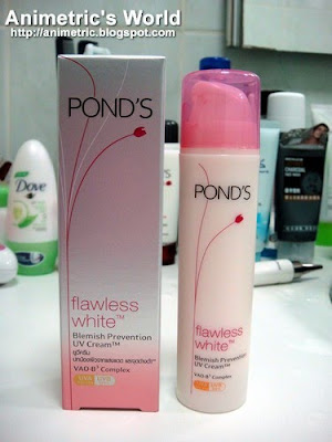 Pond's Blemish Prevention UV Cream