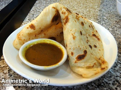 Roti Prata at Shiok, The Fort