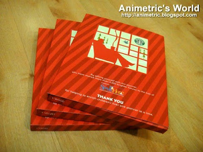 Starbucks Planner 2011 Giveaway by Animetric