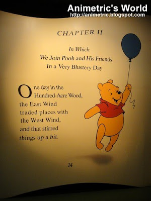 The Many Adventures of Winnie the Pooh at Hong Kong Disneyland