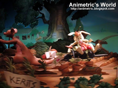 The Many Adventures of Winnie the Pooh at HK Disneyland