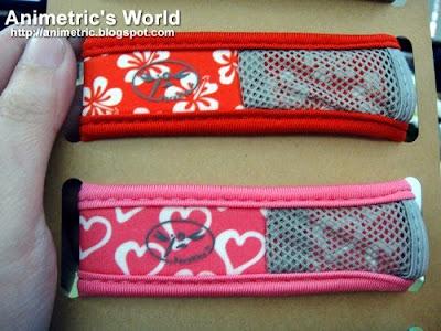 Para Kito anti-mosquito wristbands