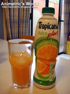 Tropicana Juice Plus Antioxidant Boost