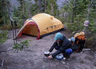 The Polaris was designed as a minimalist expedition mountaineering tent but it works well for other things too. We recently used it on a backpacking trip ... & ExpedLife: August 2009