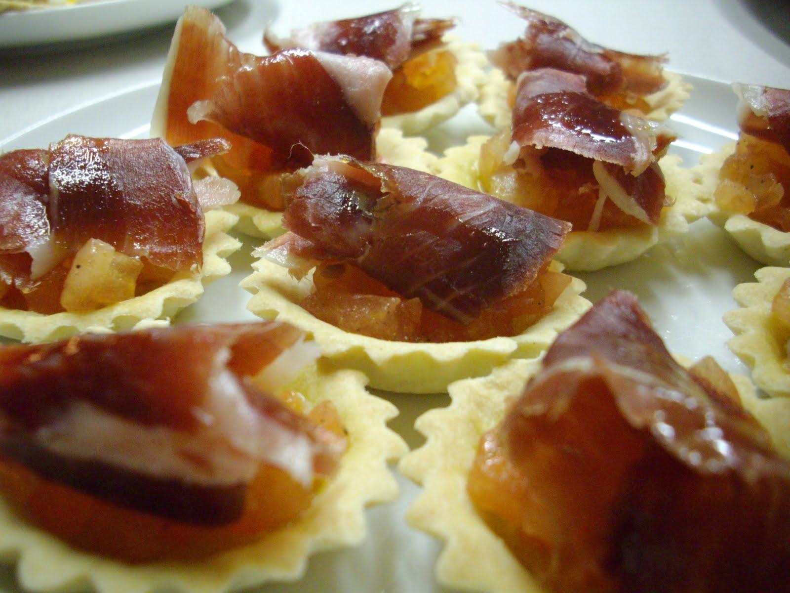 [Tartaletas+de+tomate+con+jamon+de+bellota.JPG]