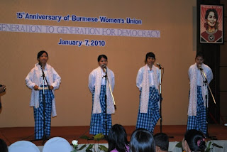 >Zarny Win – Burmese Woman Comedians