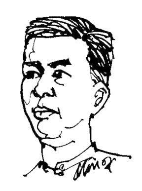 >Bamaw Tin Aung by Aung Way