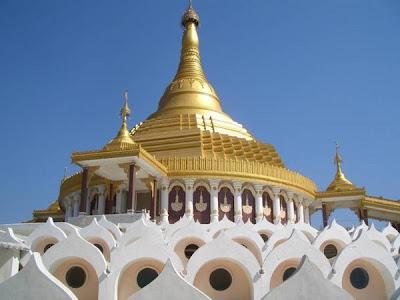 >Shwedagon in India