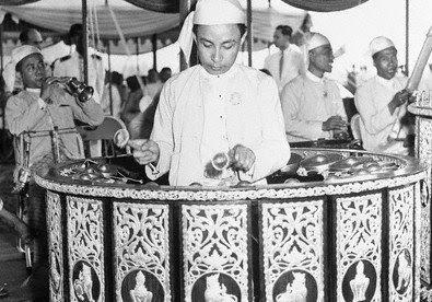 >Burmese Music