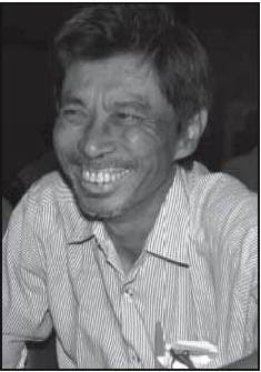 The writer and director Maung Wunna passed away