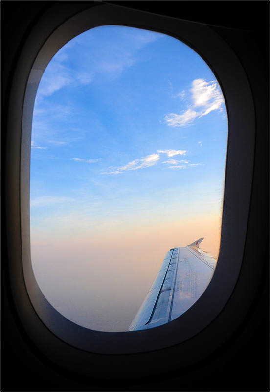 flight window