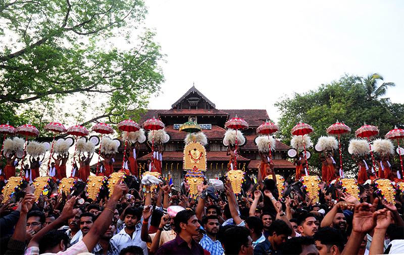 Thrissur Pooram 1