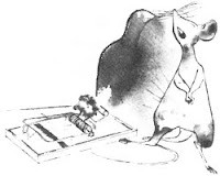 Illustration accompanying the Project Gutenberg copy of the short story Chain of Command by Stephen Arr