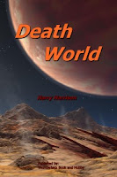 Cover image of the 1960 novel Deathworld by Harry Harrison
