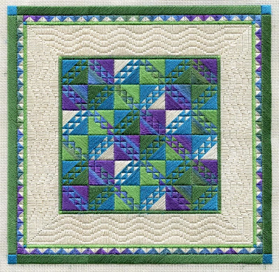 Quilts Ocean Wave Quilt Bedding - ShopWiki