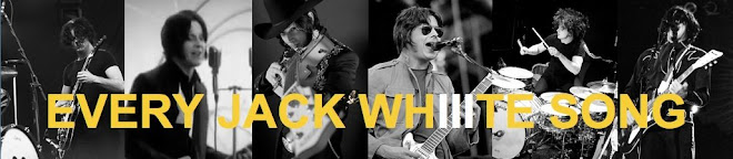 Every Jack White Song