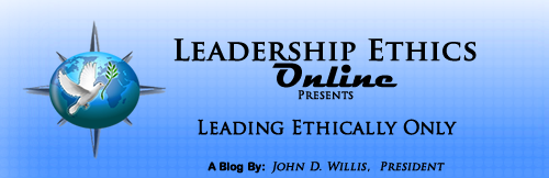 Leading Ethically Only