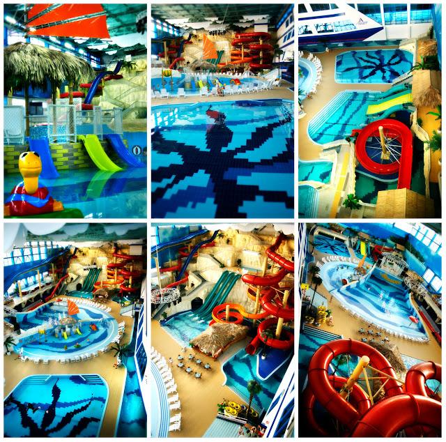 дизайн аквапарка, интерьер аквазоны, аквапарк Лимпопо екатеринбург