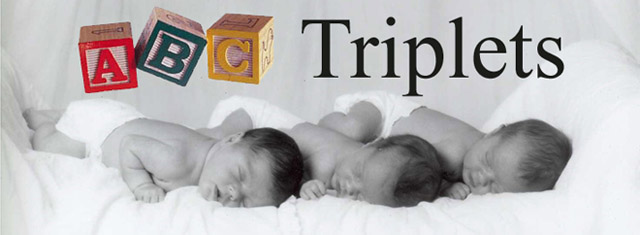 ABC Triplets