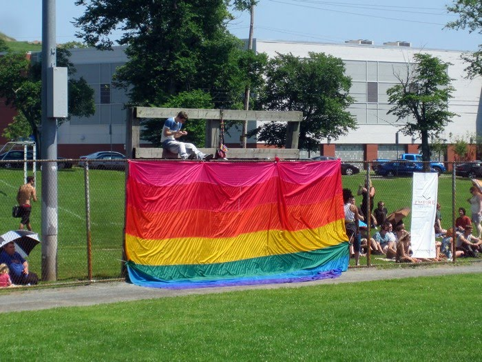 The Halifax Pride Week, from July 18-25, the third-largest gay pride event ...