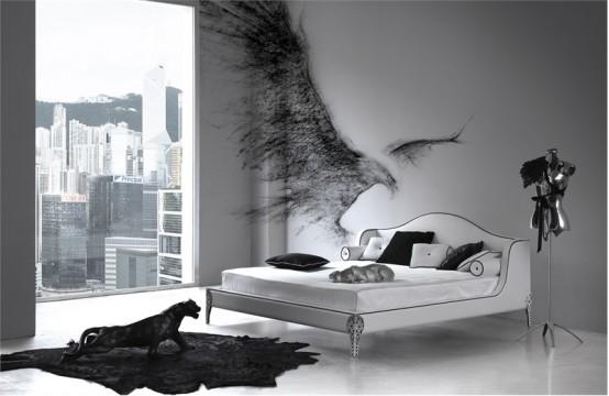 interior blanco es una de las tendencias más populares y de moda ...
