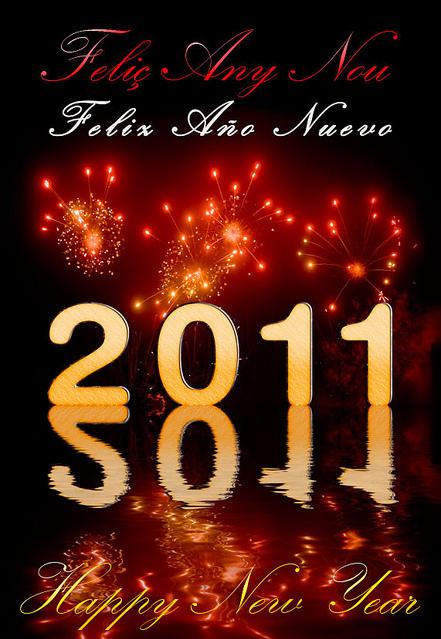 FACEBOOK AÑO NUEVO 2011