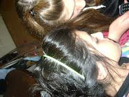 Rubia del medio del ojete te amo ♥
