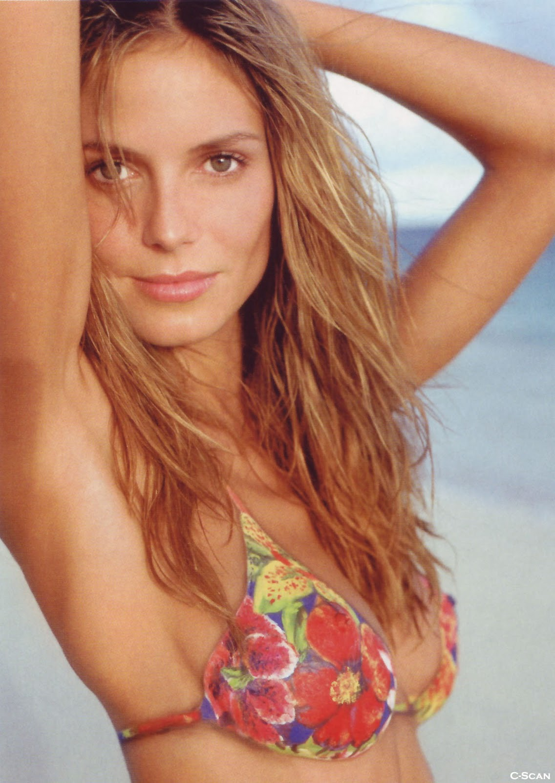 Heidi Klum – Ultimate body paint collection   jasonbeale