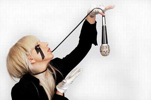 lady gaga twitter background