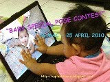 5th Contest - Baby Special Pose Contest