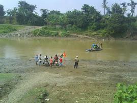 Seberangi Sungai