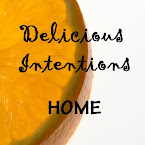 Delicious Intentions