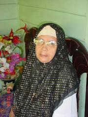 Hajah Ramlah @ Meriam Binti Hj.Abdul Wahab.