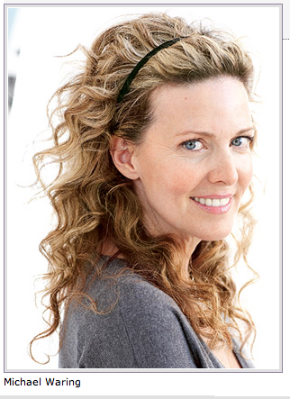 Half Up Half Down Prom Hairstyles - Zimbio Curly