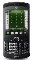 HP Web Operating System Phone