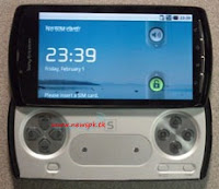 PlayStation Phone / PSP Mobile Phone