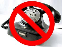 Mobile Users are Abandoning Landline Phones