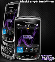BlackBerry&#174; Torch&#8482; 9800 by Mobilink