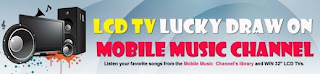 Zong LCD TV Lucky Draw