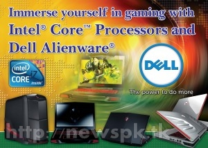 Intel Dell Alienware laptop Pakistan
