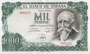 Notafilia tem tica breve historia del banco de espa a for Sucursales banco santander barcelona
