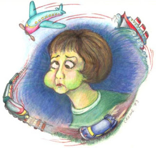Penyebab Kita Mual Ketika Membaca Di Dalam Mobil