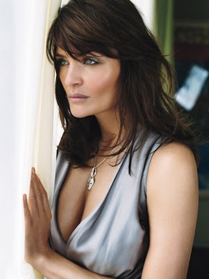 Helena Christensen Eyes