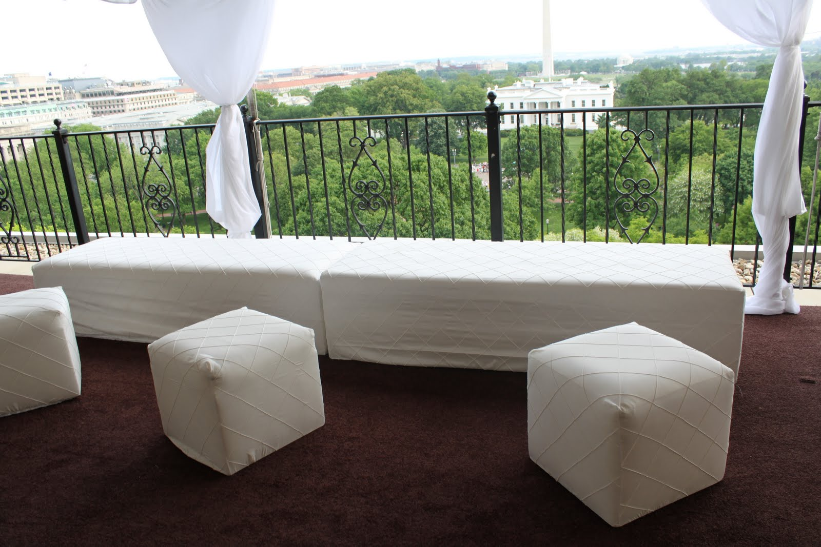 Lounge Furniture For Events | Decoration News