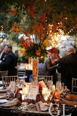 Fall Wedding Decorations on Weddings Florist Washington Dc   Www Davinciflorist Us  Fall Wedding